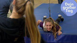Kämpfen, fallen, springen - Simay als Stuntfrau | Dein großer Tag | SWR Kindernetz