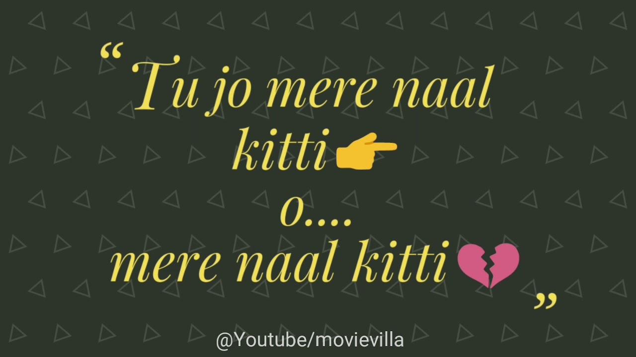 Best Heartbreak Breakup Punjabi Song Video For Whatsapp Punjabi