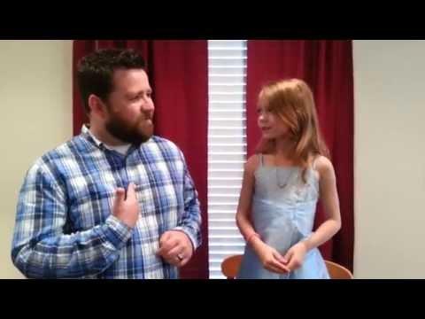 Dad and Daughter Lip-Sync Love Is an Open Door