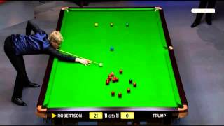 World Snooker Championship 2014 - Quarter Final -  Neil Robertson  vs  Judd Trump