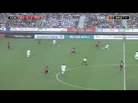 FC Seoul vs Manchester United (20/07/2007) - Full Match