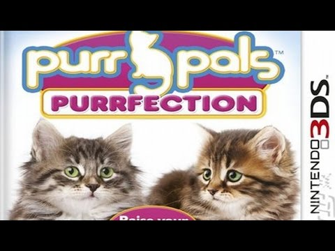 Purr Pals Purrfection Gameplay Nintendo 3DS 60 FPS 1080p