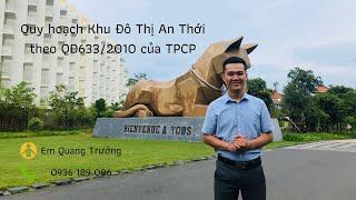 image Quy hoạch Khu Đô Thị An Thới theo Quyết Định 633/2010 của TPCP