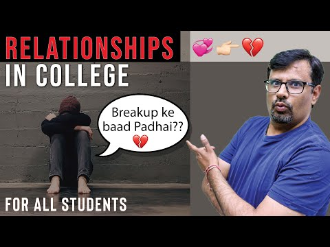Relationships In College & School | Relationship Advice In Hindi | Be Aware Students 😳 thumbnail