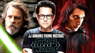 Star Wars! JJ Abrams Fixing THIS Mistake In Episode 9! SPOILERS (Star Wars News)