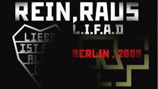Rammstein - Rein raus (live in Berlin 2009)