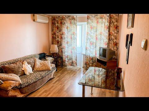 Продается 2-х комнатная квартира в центре Партенита с ремонтом и видом на море