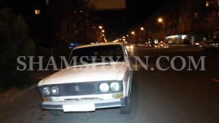 Վրաերթ Երևանում  66 ամյա վարորդը 06 ով վրաերթի է ենթարկել հետիոտնին