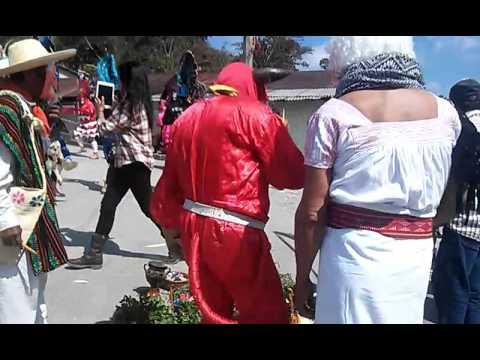 Carnaval pantepec pue. 2016