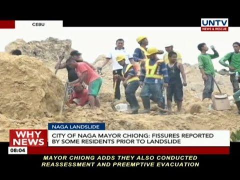 DENR issues relief order for top MGB-7 officials over Naga landslide