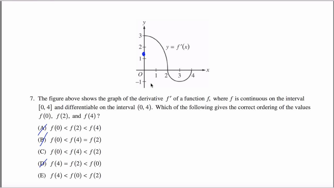 GRE Math Test & Study Guide
