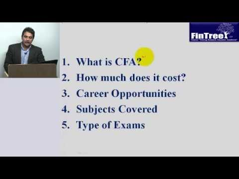 Everything You Need To Know About Cfa Program