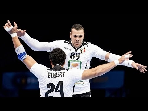 Qatar vs Egypt - FULL MATCH - Group D - IHF World Championship France 2017