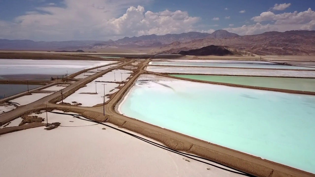 Lithium Mines In Nevada >> Ghost Towns Mines Clayton Valley Nv Lithium Mine 2017