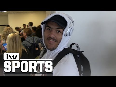 Trae Young Says Allen Iverson Reached Out to Give Me Advice | TMZ Sports