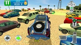Parking Island Mountain Road Android Gameplay | Racing Vehicles & New Car Games for Kids