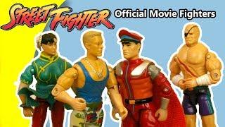 Street Fighter Official Movie Fighters w/ Kieran from Cinemassacre
