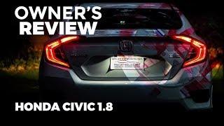 Honda Civic Oriel - Owner