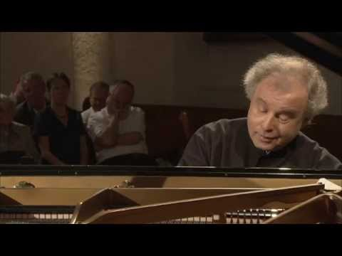András Schiff - Bach. French Suite No.4 in E flat major BWV815