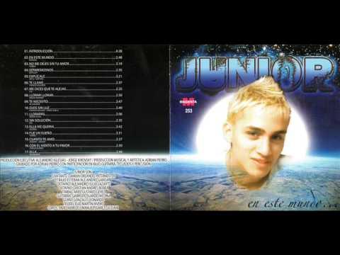 Junior Damian Paternoster En este mundo CD Completo