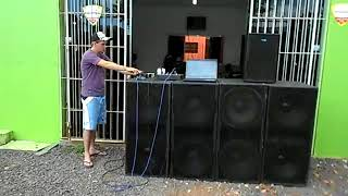 REY TINGSON SOUND SYSTEM  AMPLIFICADOR DIGITAL DE 3200W TOCANDO EM 1 OHMS   YouTube