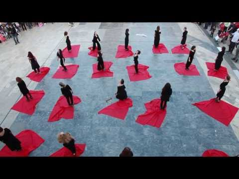 "Art & Activism ""Freedom of Movement and Expression"" by Fysalida Dance-Crete, 29 April 2013-trailer"