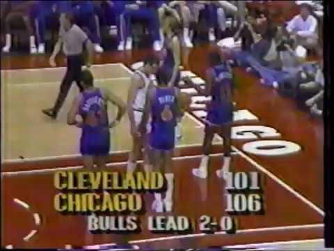 CBS Sportsbreak News - May 1, 1988 - NBA Playoffs Recap (1988)