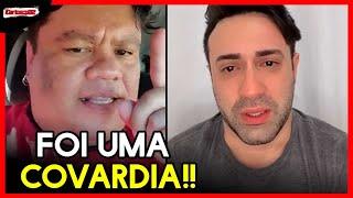 Após Demissão de Diego Rafael da Limão com Mel Junior Grovador Diz que foi Injusta e Covarde a Banda