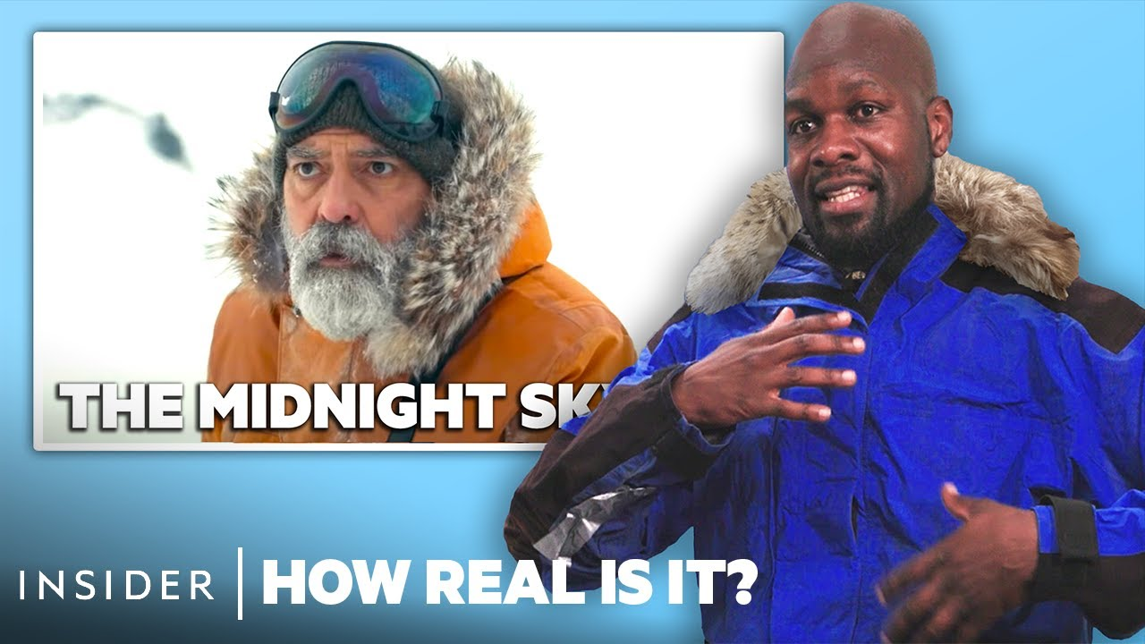 Arctic Explorer Rates 9 Polar Survival Scenes In Movies And TV | How Real Is It?