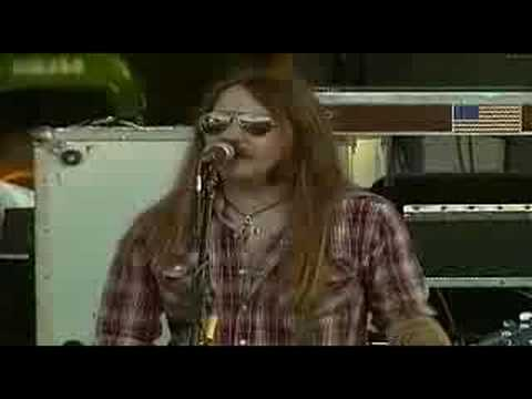 Blackberry Smoke Live - Son Of A Bourbon - Lansing, MI
