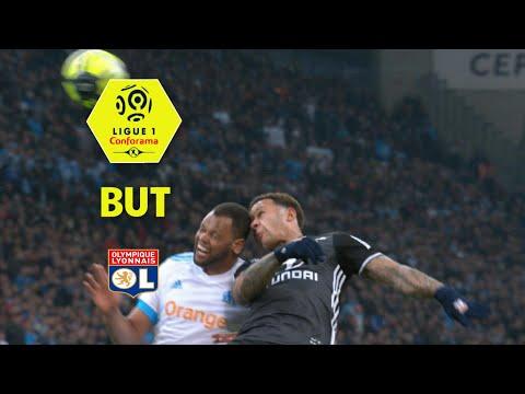 But Memphis DEPAY (90') / Olympique de Marseille - Olympique Lyonnais (2-3)  / 2017-18