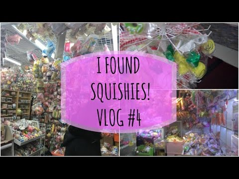 SQUISHY VLOG IN HONGKONG! || Vlog #4