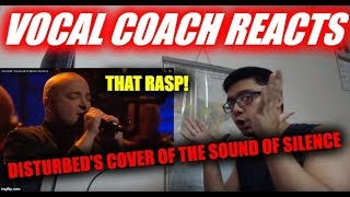 VOCAL COACH Reacts to Disturbed's cover of The Sound of Silence