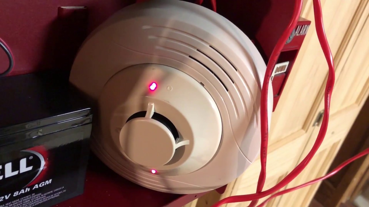 Fire Alarms Explained: Sounder Bases for Smoke Detectors to Prevent False  Alarms