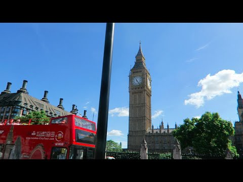 Being A Tour Guide For A Day || London ||