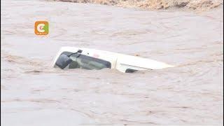 Video: Transport paralysed as floods in Kenya wreak havoc