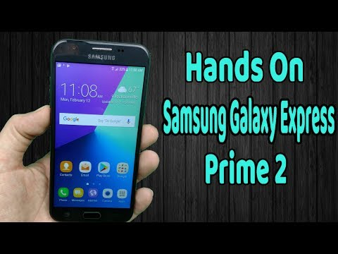 Samsung Galaxy Express Prime 2 Review