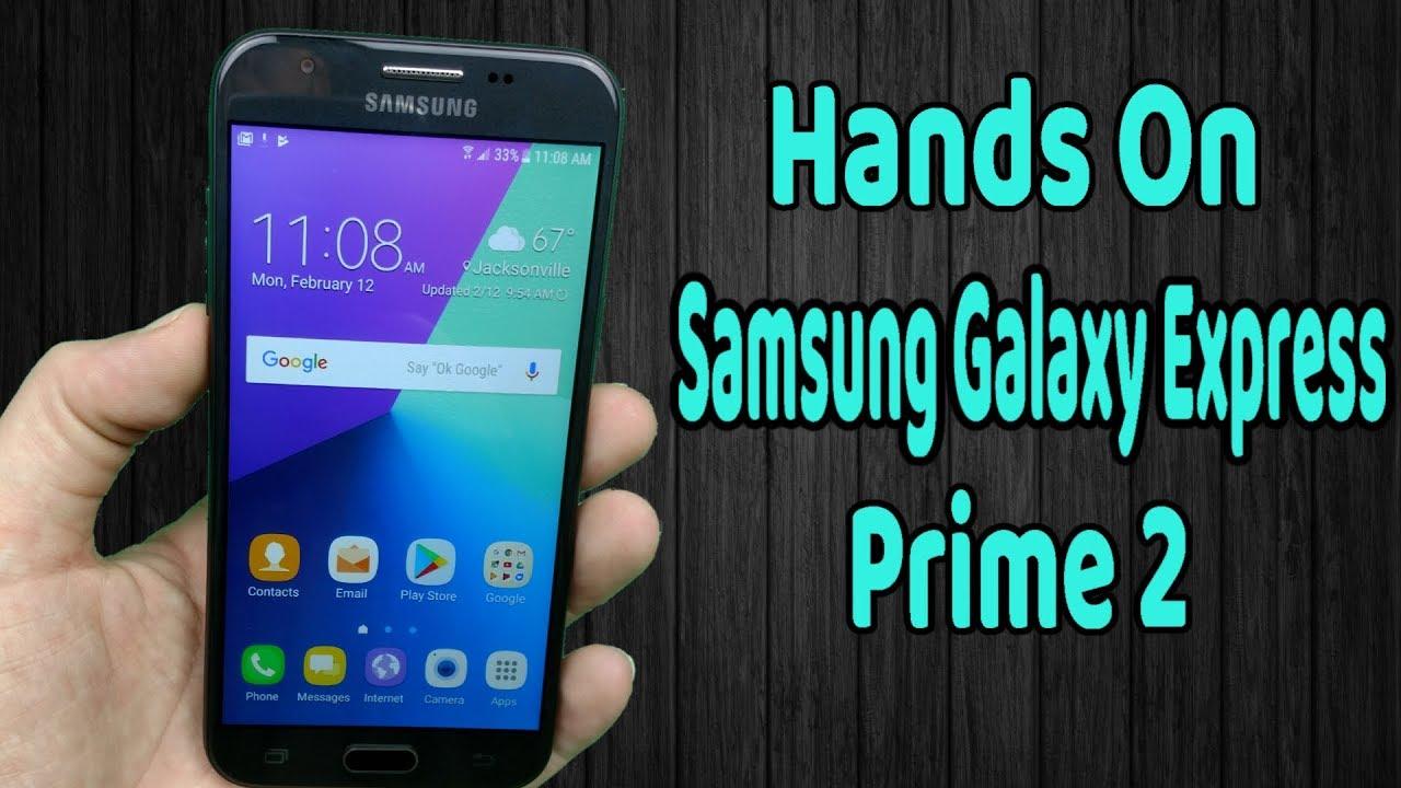 timeless design e9c9c f6e69 Samsung Galaxy Express Prime 2 Review