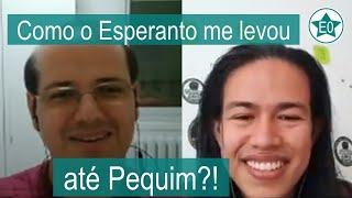 #15 Conversa com Rafael Zerbetto | Esperanto do ZERO!
