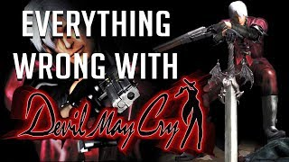 GamingSins: Everything Wrong With Devil May Cry (HD Version)