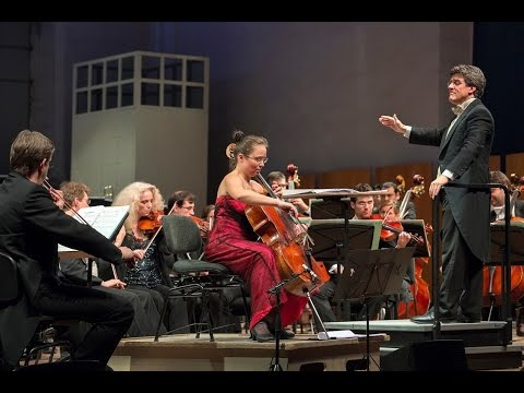 World premiere celloconcerto by Dirk Brossé