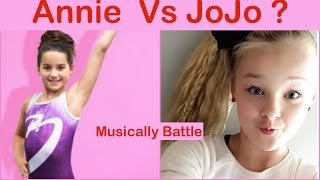 Annie Bratayley VS Its Jo Jo Siwa - The Best Comedy musical.ly Battle Compilation