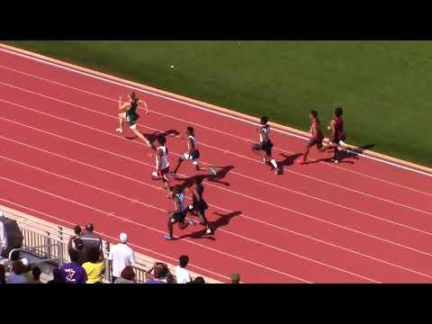 Matt Boling 9.98 100m!