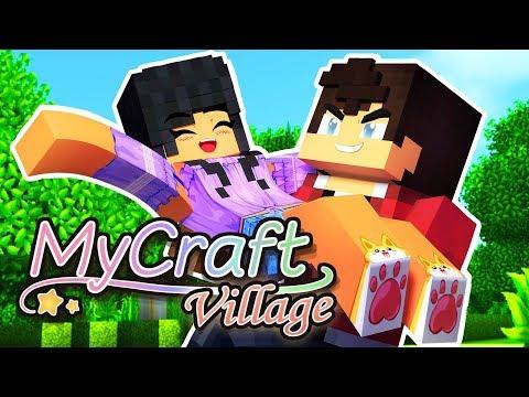 Jason And Jess's Birch Friend | MyCraft Minecraft Village [Ep.2]