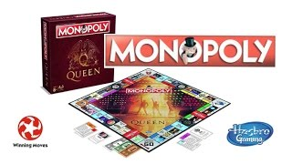 [380] Monopoly - Queen Edition Unboxing (2017)