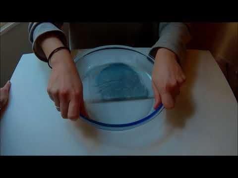 DIY bioplastics with tea and herbal teas waste leaves