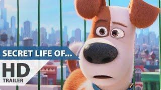 Das Geheime Leben der Tiere-Trailer 3 (2016), Kevin Hart, Louis C. K. Animierte Comedy Movie HD