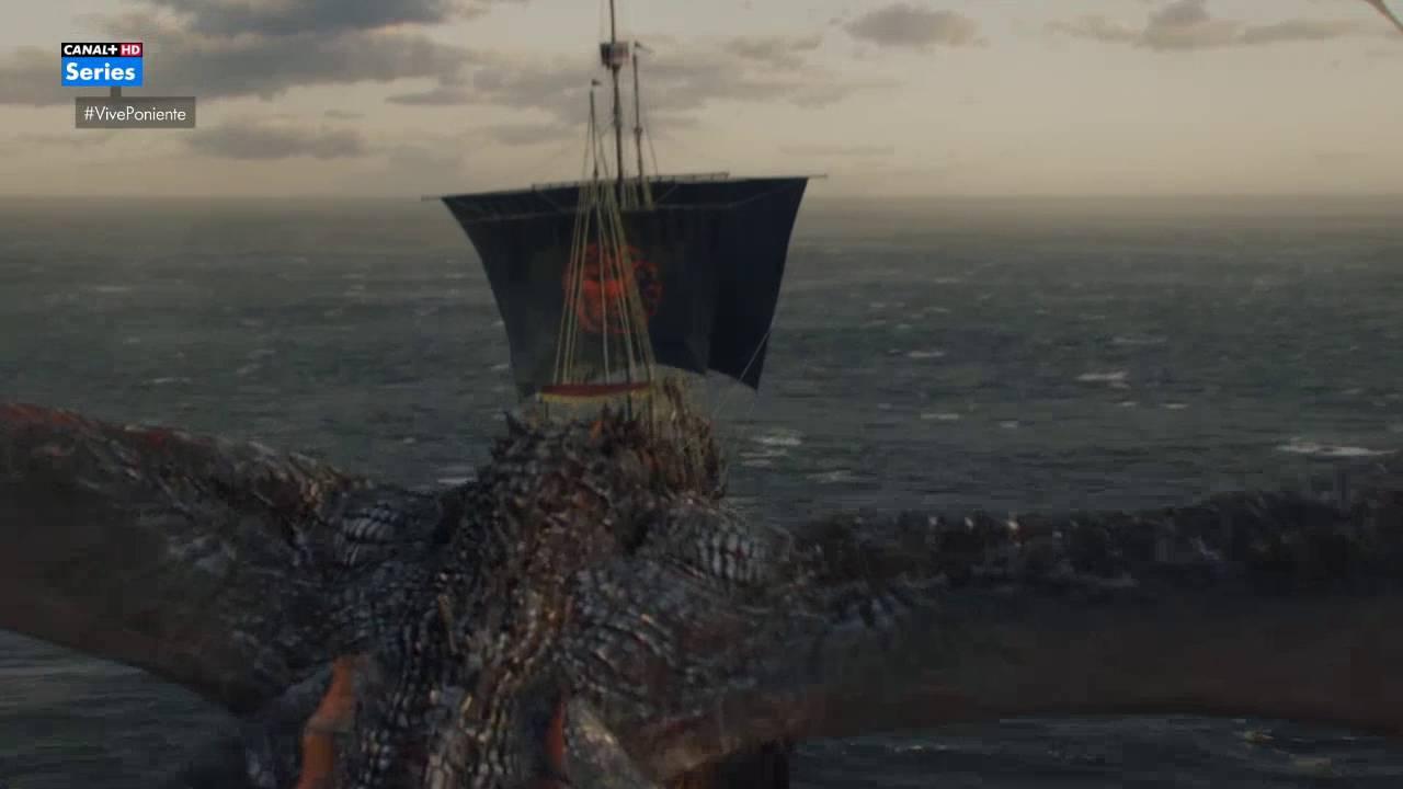 Juego De Tronos 6x10 Daenerys Targaryen Camino A Westeros Youtube