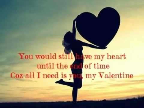 VALENTINE- Martina Mcbride (lyrics)