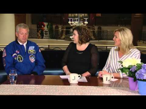 Interview with NASA Astronaut Steve Swanson